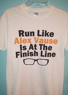 Run like Alex Vause is at the Finish Live (find it before the OITNB people do and demand it be removed for copyright infringement!)