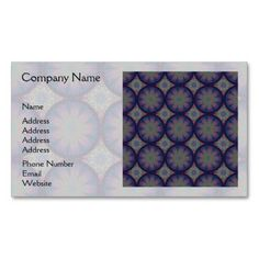 Blue Fractal Pattern Business Card Templates | Fractal Art Gifts - http://www.photographybypixie.com/2015/02/13/blue-fractal-pattern-business-card-templates-fractal-art-gifts/ #fractalart #fractal #art #gifts