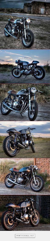 Luke's GS750 Cafe Racer - The Bike Shed - created via https://pinthemall.net
