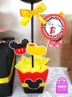 Festibox: MICKEY MOUSE CLUBHOUSE