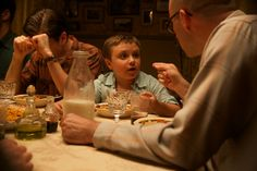 James DiGiacomo in 'Brooklyn,' which stars Saoirse Ronan and Emory Cohen.
