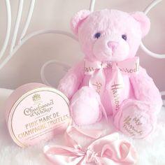 Birthday Treats | Truffles and Teddy Bears lovecatherine.co.uk Instagram catherine.mw xo