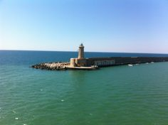 Porto di Livorno in Livorno, Toscana
