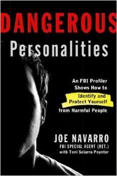 In Dangerous Personalities, retired FBI agent Navarro helps us identify the four most dangerous personality types. Forensic Psychology, Psychology Books, Psychology Today, Forensic Science, Psychology Facts, Reading Lists, Book Lists, Reading Den, Good Books