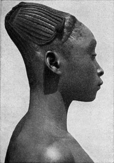 TRIP DOWN MEMORY LANE: MANGBETU PEOPLE: THE FAMOUS FASHIONABLE HAIR-STYLISH CONGOLESE (AFRICAN) TRIBE THAT PRACTICED LIPOMBO (HEAD ELONGATION) CUSTOMS.