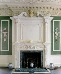 An English Country House Interior - British Architecture, Neoclassical Architecture, Regency House, Regency Furniture, Georgian Interiors, House Trim, English Decor, Tv Decor, Home Upgrades