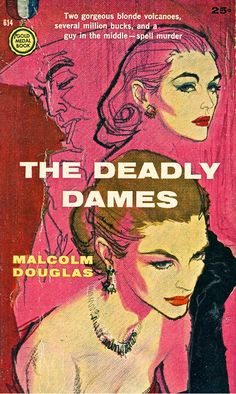 """Killer Covers: Women Rule: """"The Deadly Dames"""""""