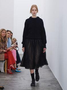 Cecilie Bahnsen | Ready-to-Wear - Autumn 2018 | Look 1