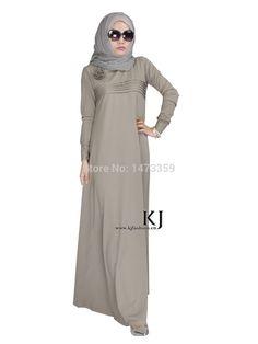 2015New Arrival Islamic Muslim long dress for Women Malaysia abayas in  Dubai Turkish ladies clothing high quality long dress KJ 10067e62e109