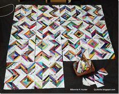 Quiltville's Quips & Snips!!: Nothin' Could Be Finer Than to Quilt in Caroliner…