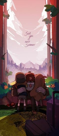 Anyone else cry on the finale? Welp, back to rewatching every episode of Gravity Falls hoping a new season or show comes out even though it won't. *cries in emo corner while watching Gravity Falls* Dipper And Mabel, Mabel Pines, Steven Universe, Monster Falls, Gavity Falls, Desenhos Gravity Falls, Gravity Falls Art, Gravity Falls Poster, Reverse Falls