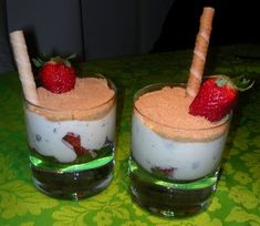 Receitas - Sobremesa rápida - iogurte e fruta - Petiscos.com