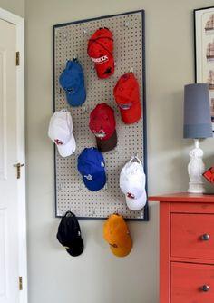 Удобное хранение бейсболок / Организованное хранение / ВТОРАЯ УЛИЦА
