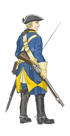 Vellingk's Dragonregt (Ingermanland), trooper 1702