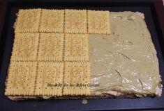 Prajitura cu blat de nuca si crema de cafea - Bunătăți din bucătăria Gicuței Bread, Food, Brot, Essen, Baking, Meals, Breads, Buns, Yemek