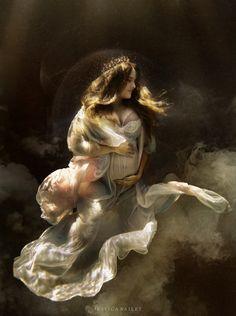 Fine Art underwater Maternity Queen Mother, Underwater, Maternity, Fine Art, Statue, Fictional Characters, Fantasy Characters, Sculptures, Visual Arts