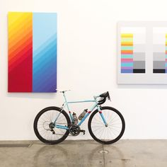 Recapping some of my favorite moments & photos of the year. Up first is the LIOTR Speedvagen + Ellen McFadden paintings at the @wiedenkennedy gallery in Portland.