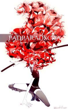 Padparadscha - Houseki no Kuni - Image - Zerochan Anime Image Board Manga Anime, All Anime, Me Me Me Anime, Anime Art, Fan Art, Cultura Pop, Sword Art Online, Anime Style, Amazing Art