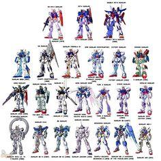 What's your favorite Gundam!!? Ours is Mobile Suit Gundam, G Gundam, Gundam wing, and Gundam unicorn. Let us at @otakuadventure  know in the comment section below what your favorite Gundam anime is!!❤️. Hashtag #instaoafun #otakuadventureteam #otakuadventure❤️ #gundam #gundamwing #gundamunicorn #animeboys #animeguy #animeotaku #animemanga #otakus #otakuboy #otakuanime #animepic