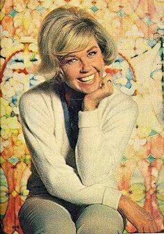 Doris Day and her beautiful smile.