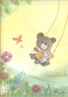 bears_on_a_swing_dubravka_kolanovic_illustrator_advocate_art_illustration_agency_uk « The Advocate Art Blog