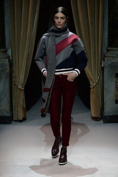 Fay | Fall 2014 Ready-to-Wear Collection | Style.com