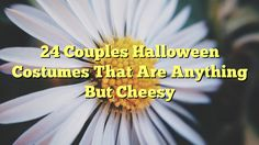 24 Couples Halloween Costumes That Are Anything But Cheesy - http://doublebabystrollerreviews.net/blog/2016/09/23/24-couples-halloween-costumes-that-are-anything-but-cheesy/