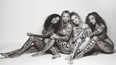 Piers Morgan Tries To Drag Little Mix's Jesy Nelson Over Stunning Underwear Photo Perrie Edwards, Jesy Nelson, Beckham, Jade Amelia Thirlwall, Little Mix Jesy, Jacky, Pam Pam, X Factor, Litte Mix
