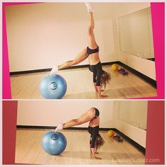 Awesome advanced core workout by #LyzabethLopez