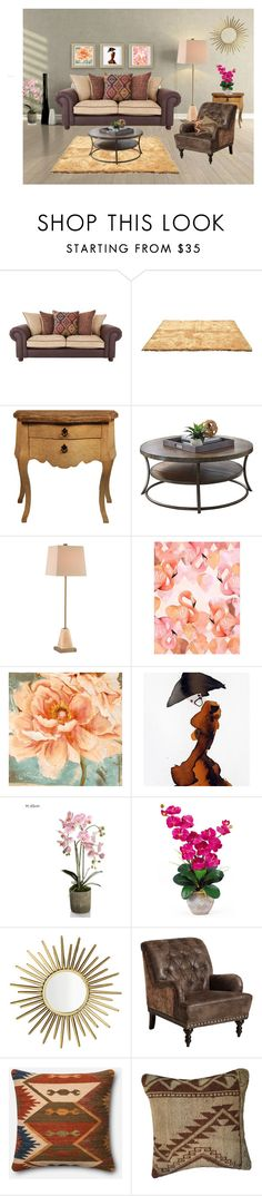 """""""Untitled #433"""" by zerinac931 ❤ liked on Polyvore featuring interior, interiors, interior design, home, home decor, interior decorating, Pier 1 Imports and Loloi Rugs"""