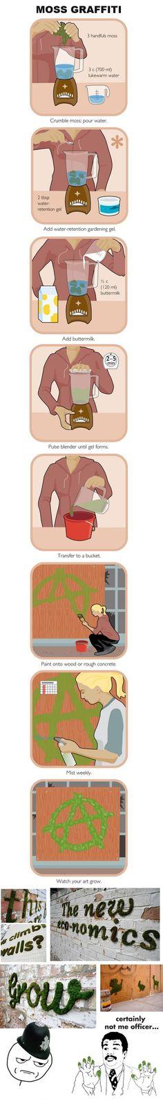 tagging like a gardener