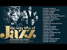 Jazz Music Greatest Hits - 50 Unforgettable Tracks (HD/HQ) - http://music.tronnixx.com/uncategorized/jazz-music-greatest-hits-50-unforgettable-tracks-hdhq/ - On Amazon: http://www.amazon.com/dp/B015MQEF2K