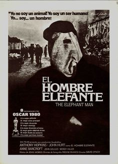 1980 - El hombre elefante - The Elephant Man - tt0080678