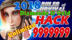 Unlimited Diamonds & Gold Hack   Rules of Survival Hack 2018 Wilderness Survival, Survival Prepping, Survival Hacks, Survival Food, Play Hacks, Free Android Games, Android Hacks, Free Gems, Diamonds And Gold