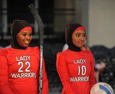 Muslim Girls Design Culturally Sensitive Sports Uniforms.  http://superselected.com/muslim-girls-design-culturally-sensitive-sports-uniforms/