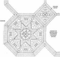 A blanket of roses afghan chart