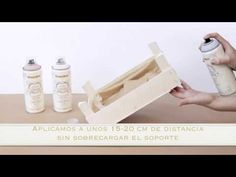 Introducción al Chalky Paint (Leroy Merlin) Chalky Paint, Merlin, Crafty, Youtube, Painting, Ideas, How To Paint, Diy, Pintura