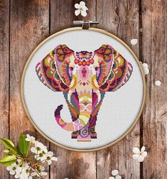 Thrilling Designing Your Own Cross Stitch Embroidery Patterns Ideas. Exhilarating Designing Your Own Cross Stitch Embroidery Patterns Ideas. Modern Cross Stitch Patterns, Cross Patterns, Cross Stitch Designs, Cross Designs, Elephant Cross Stitch, Cross Stitch Animals, Cross Stitch Embroidery, Embroidery Patterns, Hand Embroidery