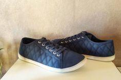 JUMEX Sneaker blau - gut erhalten | Mädchenflohmarkt