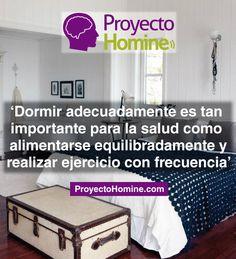 Se calcula que el 30% de los españoles padece trastornos del sueño, y el promedio de horas dormidas en las grandes ciudades del mundo está una hora por debajo de lo recomendado ¿Lo sabías?  Los problemas a la hora de dormir están muy extendidos, sin embargo pocos saben como mejorar este aspecto de su vida, y en consecuencia, su salud global.  Más información aquí: http://proyectohomine.com/blog/dormir-bien-despertar-mejor-los-5-principios-esenciales-de-la-higiene-del-sueno-parte-i/