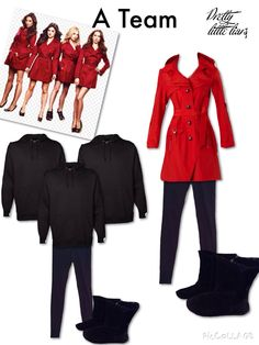 Pretty little liars costume