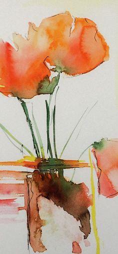 Flower Power Art Print by Britta Zehm