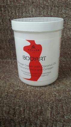 Hyaluronic Acid and Collagen massage cream