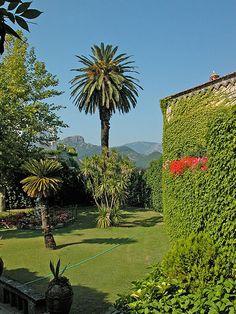 La Villa Cimbrone à Ravello, Campania, Italy