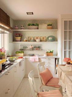 Uma linda casa ao estilo provençal ♥