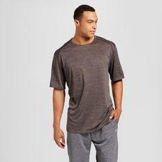 fea0a2002767 Men's Tall Premium Tech T-Shirt - Champion® Railroad Gray Heather MT