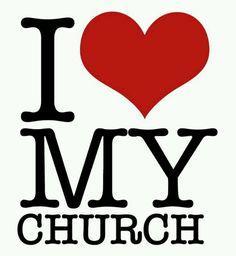 I love my church! ✿⊱╮