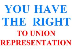 YOU HAVE THE RIGHT TO UNION REPRESENTATION Picture Video, Group, Videos, Board, Pictures, Photos, Grimm, Planks