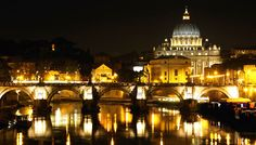 サンピエトロ寺院(バチカン) 黄の絶景 THE WORLD IS COLORFUL   海外旅行情報 エイビーロード