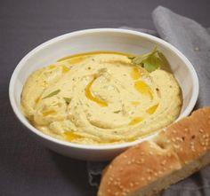 Hummus Rezept - [ESSEN UND TRINKEN]